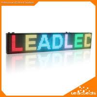Indoor <b>Led Sign</b>