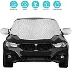 Car Windshield Snow Cover - Amazon.co.uk