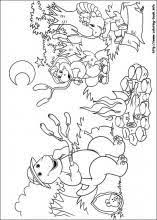 Small Picture 114 best Barney Coloring Pages images on Pinterest Coloring