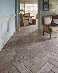 kitchen floor tiles small space: kitchen floor a real wood look without the wood worry wood plank tiles make the perfect alternative for wood floors create interest by laying your tile in