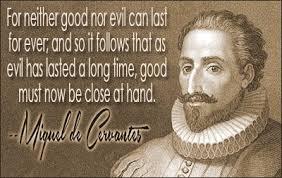 Miguel de Cervantes Quotes via Relatably.com