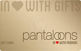 Pantaloons E-Gift Card - Exciting Offers | Woohoo.in