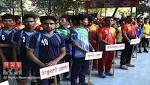 জাতীয় পুরুষ হ্যান্ডবল প্রতিযোগিতা শুরু