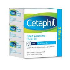 Cetaphil Deep <b>Cleansing Facial Bar for</b> Acne-Prone Skin Reviews ...