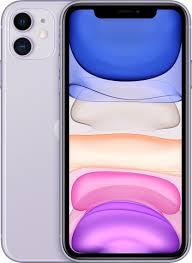 Технические характеристики Apple iPhone 11 64GB (фиолетовый)