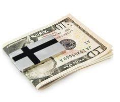 Зажим, <b>клипса</b>, <b>прищепка</b> для денег с черным крестом | <b>Клипсы</b> ...