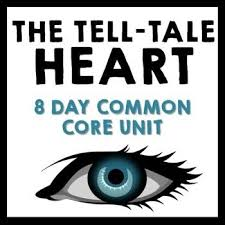 images about tell tale heart on pinterest  student task  tell tale heart by edgar allan poe    day common core aligned unit plan