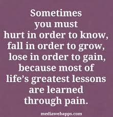 Image result for quotes on hurt