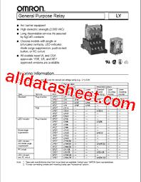 omron ly relay wiring diagram wiring diagram and schematic design omron 24v relay wiring diagram digital
