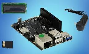 Создан крошечный <b>ПК</b> быстрее и в разы дешевле <b>Raspberry Pi</b> 3 ...