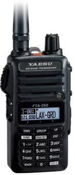 Yaesu FTA-250L <b>авиационная</b> рация купить по низкой цене в ...