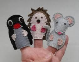 Finger Puppet Australian Animals, <b>Koala</b>, <b>Kangaroo</b>, Snake Puppets ...
