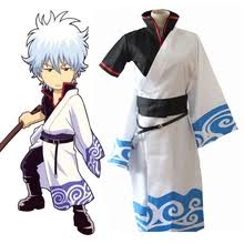 Buy <b>cosplay</b> sakata <b>gintoki costume</b> and get free shipping on ...