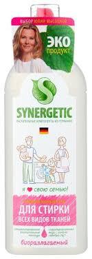 <b>Гель для</b> стирки Synergetic <b>универсальный</b> — купить по выгодной ...