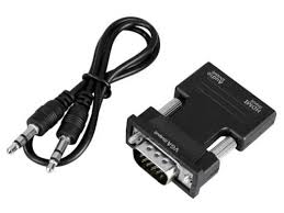 <b>Аксессуар 5bites</b> AP-020 HDMI - <b>VGA</b> F - НХМТ