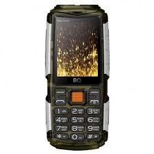 <b>Сотовый телефон BQ BQ-2430</b> Tank Power Camouflage+Silver ...