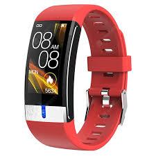 <b>E88 Smart Bracelet</b> Red <b>Smart Wristband</b> Sale, Price & Reviews ...