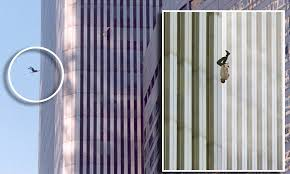 9/11 victims who fell from Twin Towers 'appeared to be blinded by ...