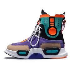 <b>35-44 Unisex</b> Dorky Dad <b>Shoes</b> High Tops Zipper Lace Up ...