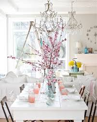 tall vase decoration ideas dining room shabby chic style with shabby chic shabby chic wood chic dining room table