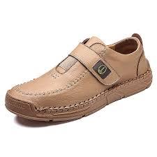 <b>SENBAO Men Shoes</b> Light Khaki EU 48 Casual <b>Shoes</b> Sale, Price ...