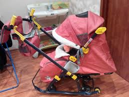 Обзор на <b>Санки</b>-<b>коляска</b> комбинированная <b>Ника Детям</b> 7-3, в ...