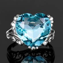 Buy heart topaz and get free shipping on AliExpress.com