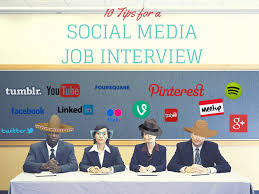 tips for a social media job interview francisco cardoso social media job interview