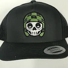 Пацан del 8 сахара череп <b>бейсболка Yupoong</b> уголь шапка | eBay