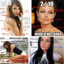 2/10 Would Not Bang | Know Your Meme via Relatably.com
