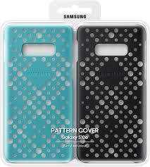 <b>Samsung Pattern Cover</b> EF-XG970C для <b>Galaxy</b> S10e - отзывы о ...
