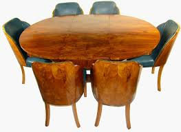 oval dining table art deco:  ideas about dining suites on pinterest mid century dining table eames dining and modern dining table