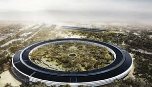 new apple hq will be a masterclass in office design apple office design