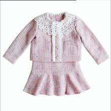 <b>Комплекты детской одежды</b> из 2 предметов; розовое клетчатое ...