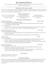 Administrative Resume Sample  cover letter samples administrative