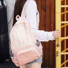 <b>Nylon Foldable</b> Women <b>Travel Bags</b> Short Trip Portable Shopping ...