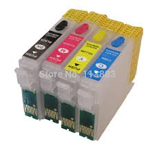 Online Shop 73 73N Refillable <b>ink cartridge</b> for EPSON Stylus ...