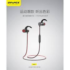 <b>AWEI AK7</b> Bluetooth Headset Wireless Earphone Headphone with ...