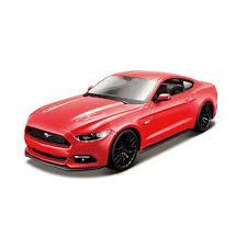 <b>Maisto</b> Assembly Line <b>2015 Ford</b> Mustang GT <b>Diecast</b> Model Kit <b>1</b> ...
