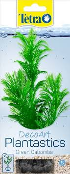 Tetra Deco Art <b>Искусственное растение</b> Green Cabomba S 15см ...