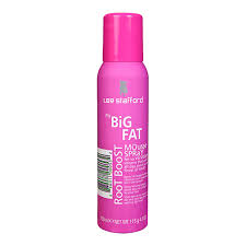 <b>Lee Stafford Bigger</b> Fatter Fuller <b>My Big</b> Fat Root Boost Mousse ...