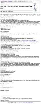 most hilarious resume fails of all time hire these people r10