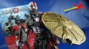Review Kratos <b>NECA God</b> of War 2018 PS4 <b>Game</b> Oficial <b>Action</b> ...