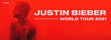 Rescheduled: <b>Justin Bieber</b> World Tour 2021 - Rose Quarter