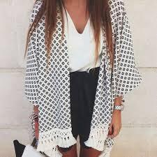 Hot Sale <b>Summer Style</b> Blusas 2018 <b>Women</b> Tassel Kimono Vintage ...