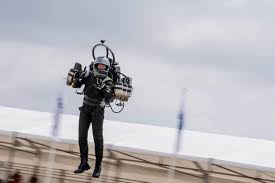 JetPack Aviation is Making an Actual <b>Flying Motorcycle</b>, with $2M in ...