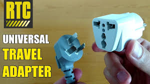 Universal <b>Power Plug</b> Travel Adapter for <b>European Outlet</b> from <b>US</b> ...