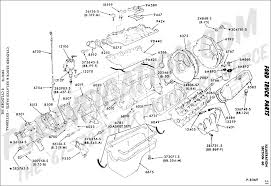 ford f wiring diagram ford truck technical drawings and schematics section e engine cylinder block related parts external 8 cylinder