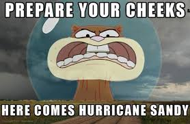 The 15 Funniest Hurricane Sandy Memes | Complex via Relatably.com