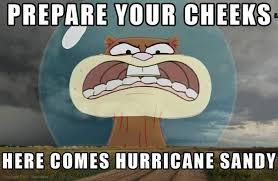 The 15 Funniest Hurricane Sandy Memes | Complex via Relatably.com
